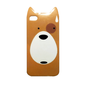 Dog style case for iPhone 4 / 4S