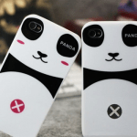 Cute Panda iPhone 4 / 4S Case