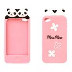 Cute Panda iPhone 4 / 4S Case
