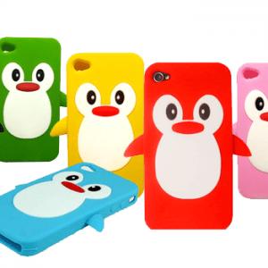 Penguin iPhone 4 / 4S Case