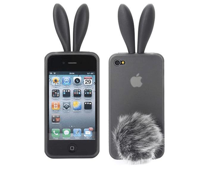 bunny ears iphone  case iphone   kawaii case