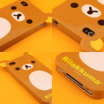 rilakkuma brown fourangles