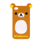 rilakkuma brown iphone