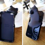 kiki iPhone 4 case (black)