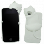 kiki iPhone 4 case (white)