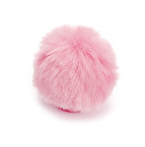 bunny tail pink