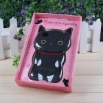Kutusita nyanko 3D iPhone case black box