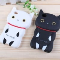 Kutusita nyanko 3D iPhone cases
