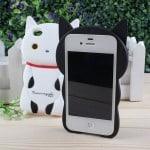Kutusita nyanko 3D iPhone cases (3)