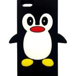 Penguin-iPhone-5-case-black