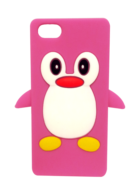 Cute Penguin iPhone 5 Case - Kawaii Case