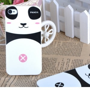 panda case for iphone 5 4