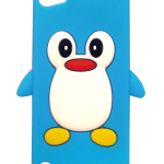 penguin-case-ipod-touch-5-blue
