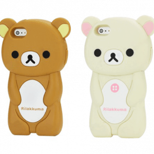 Rilakkuma 3D iPhone 5 Case