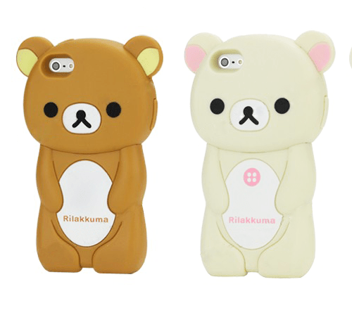 release date: abada be14b Rilakkuma 3D iPhone 5 Case - iPhone Cases - Kawaii Case