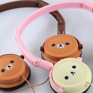 rilakkuma korilakkuma headphones full