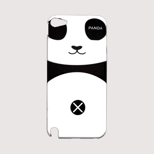 0a1afb2adab Simple, cute, adorable Girl and Boy Panda cases for iPod Touch 5. The  perfect combo for couples ^^. Buy one for $9.99, or together for only  $16.99!
