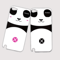 Cute Girl and Boy Panda Case for iPod Touch 5