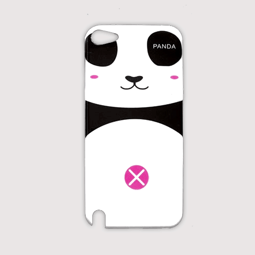 Girl and Boy Panda iPod Touch 5 Case - Kawaii Case