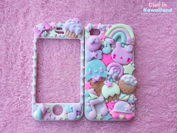 decoden covers for iphone 4    4s from kawaiiland