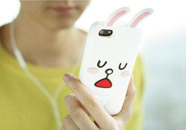 line-cony-rabbit-galaxy-s4-case-3