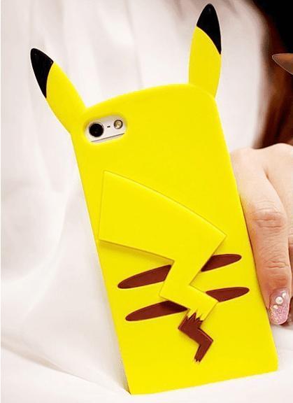 579fac5d89 Cute Pikachu iPhone Case - iPhone 7 Plus - Kawaii Case