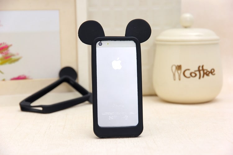 sale retailer 2d1bc b3576 Mickey Mouse Ears iPhone 6 Case - iPhone 6 / 6S - Kawaii Case