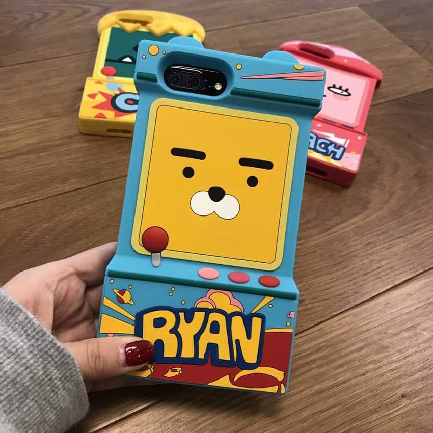 buy popular 864d9 c3ca5 Kakao Friends Arcade Machine iPhone Cases - iPhone 7 Plus - Kawaii Case