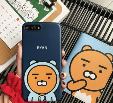 buy online 5a046 9e92d Kakao Friends Simple iPhone Case - iPhone 7 Plus - Kawaii Case