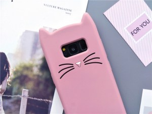 cat kitty whiskers kawaii cute samsung galaxy case s6 s7 s8 s9 feature 4