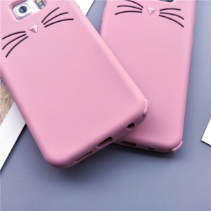cat kitty whiskers kawaii cute samsung galaxy case s6 s7 s8 s9 feature 9