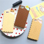 cookie biscuit cute kawaii rilakkuma iphone case 2