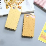 cookie biscuit cute kawaii rilakkuma iphone case 4