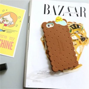 cookie biscuit cute kawaii rilakkuma iphone case kiitori